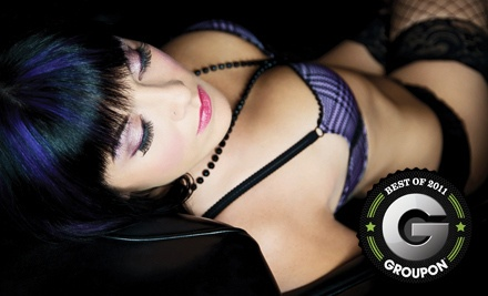 Miss Behave Boudoir Photography Calgary Deal of the Day | Groupon