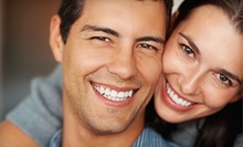 Dental Exam, X-rays, and Teeth Cleaning, or a Zoom! Teeth-Whitening Treatment at Pearl Dental (Up to 85% Off)