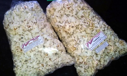 $6 for $10 Worth of Snacks — Jeff's Kettle Corn