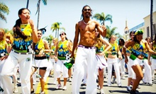 $20 for Five Afro-Brazilian Dance, Drumming, or Capoeira Classes at Capoeira Batuque Santa Barbara (Up to $100 Value)