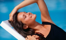 Two or Four Custom Spray Tans at Indian Summer Tanning Spa Ltd. (Up to 53% Off)