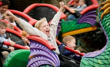 $35 for a Weekday Amusement-Park Outing with Refreshments for Four at Funderland Amusement Park (Up to $73.80 Value)