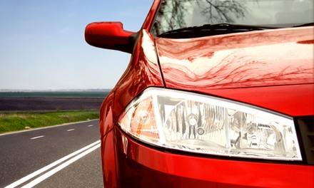 Mobile Detailing and Headlight Restoration at Scratch Kings (Up to 72% Off). Five Options Available.
