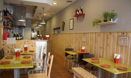 Maus Amigos Gastropub — Baixa: 3 ou 4 pratos de tapas com bebidas para duas pessoas desde 7,90€