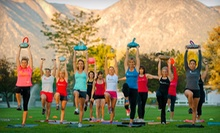 Five-Week Core Session or Six-Week Brik Boot-Camp Session for Women at Kaia F.I.T. (Up to 80% Off)