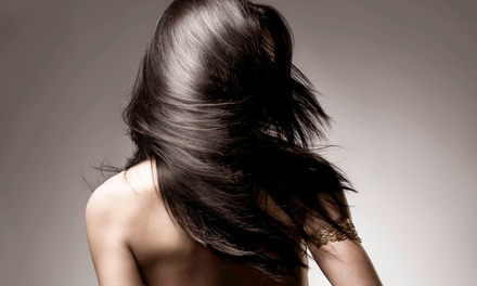 One, Two, or Three Keratin Hair-Smoothing Treatments at Tiramisu Salon (Up to 71% Off)