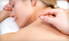 One or Three Acupuncture Treatments with Consultation from Kristina Katinka (Up to 69% Off)