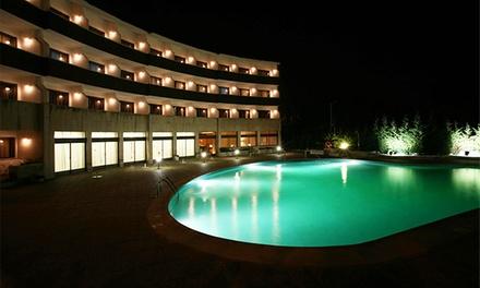 Meia Lua — Ovar: 1, 2 ou 3 noites para dois com vista de piscina, pequeno-almoço, almoço e welcome pack desde 59€