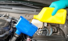 $45 for Three Oil Changes at Steve's Auto Care ($104.85 Value)