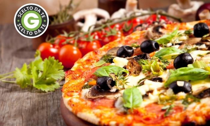 Fratelli La Bufala Torino (Corso Trapani) - FRATELLI LA BUFALA TORINO (CORSO TRAPANI): Menu pizza con birra o vino da Fratelli La Bufala da 19,90 €