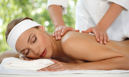 $37 for 60-Minute Deep-Tissue or Swedish Massage at Hands that Heal Massage Therapy ($75 Value)