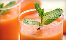 Three- or Six-Day Raw-Juice Cleanse at Beverly Hills Wellness Center (Half Off)