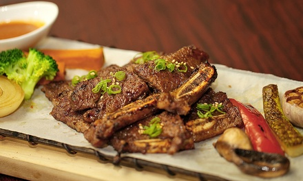 $16 for $30 Worth of Asian-Fusion and Korean Cuisine at Bull Asian Fusion Bistro and Sushi