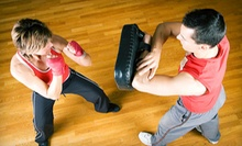 One-, Three- or Six-Month Gym Membership at MMA University (Up to 86% Off)