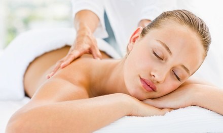 One 60-Minute Massage or Three 30-Minute Massages at Absolute Haven Massage (Up to 57% Off)