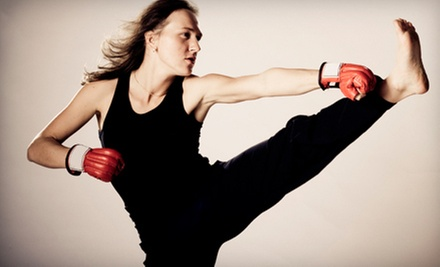5 or 10 Kickboxing Classes at Muay Thai Lao Kickboxing Academy (Up to 87% Off)