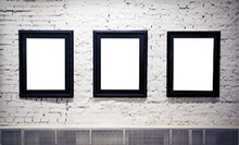 $49 for $150 Toward Custom Framing at Artist Frame Gallery