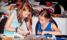 $149 for a Five-Day Kids Robotics Summer Camp at Robots-4-U ($399.95 Value)
