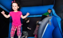 Outing for Two with Drinks and Snacks, or Five Outings at Bounce De Lis (Up to 53% Off)