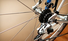 Deluxe Bike Tune-Up or Accessories, Apparel, and Nutritionals at Salt Cycles (Half Off)