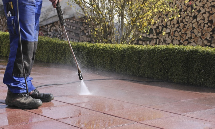 Pressure It - Durban: High Pressure Cleaning Services from R600 with Pressure-it (Up to 60% Off)