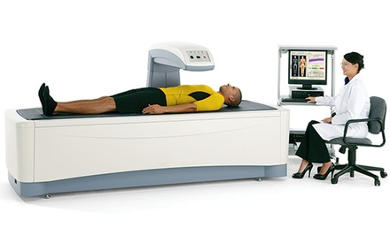 $79 for One DXA Body Scan Body-Fat, Lean Muscle Mass, and Bone Mineral Density at DexaFit ($150 Value)