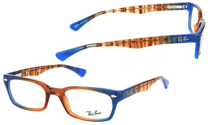 Eyeglasses RayBan Optical RX 7142 2012 HAVANA