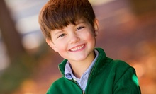 $95 for a One-Hour Outdoor Photo-Shoot Package with Portrait Print from Robin Allen Photography (Up to $240 Value)