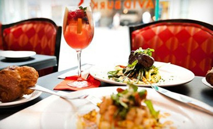 $79 for a Three-Course Prix Fixe Dinner with Bottle of Wine and Port at David Burke at Bloomingdale's (Up to $211 Value)