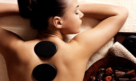 60-Minute Hot Stone Massage, 60-Minute Deep-Cleaning Facial, or Both at Hallelujah Foot & Spa (Up to 41% Off)