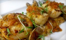 $20 for $40 Worth of Mediterranean-Influenced New American Dinner at Zacharia's Creek Side Café