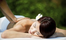 One or Three Custom Massages at Willow Tree Healing Arts (Up to 58% Off)