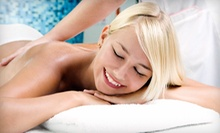 Relaxation Massage, Facial, or Mani-Pedi, or Mani-Pedi with Massage or Facial at Arianna's Retreat (Up to 57% Off)
