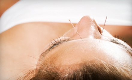 One or Three Acupuncture Treatments with a Health Evaluation at Acupuncture Center of South Florida (Up to 82% Off)