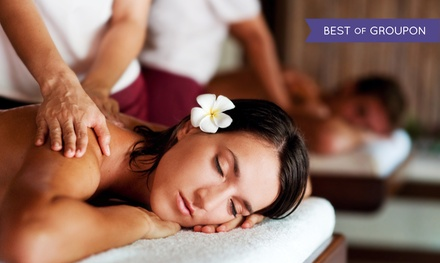 Spa Package, Couples Spa Package, or Express Spa Day for One at New Glamour Day Spa (Up to 61% Off)