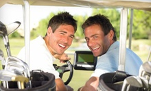 $25 for a Nine-Hole Round of Golf for Two with Cart Rental at Bridgewood Golf Course in Neenah (Up to $50 Value)