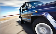 $59 for a Two-Year Car-Care Package with Ten Oil Changes from America's Best Car Care Plan ($279.95 Value)