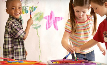 One or Three Months of Gymboree Play & Music Classes for Children Aged 5 and Younger (Up to 63% Off)