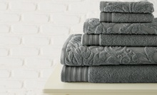 $32.99 for The Casablanca Collection 6-Towel Set ($103.94 List Price). 5 Colors Available. Free Shipping and Returns.