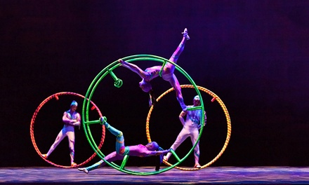 Golden Dragon Acrobats presents