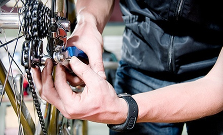$10 for $20 Worth of Cycling Parts or a Premium- or Pro-Service Tune-Up at Balance Bike Shop