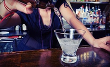 $179 for a Two-Week Bartending-Certification Course at Pacific Bartending School ($395 Value)