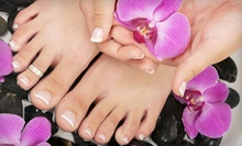 Spa Manicure, Spa Pedicure, or Both at B' Polished Salon (Up to 52% Off)