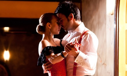 $29 for a Dance-Lesson Package for an Individual or a Couple ($180 Value)