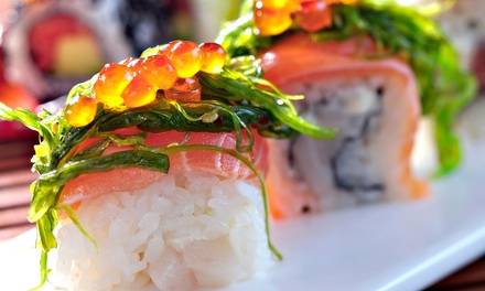 Thai, Japanese, and Chinese Cuisine for Lunch or Dinner at Baisi Thai (Up to 44% Off)