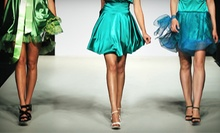 $37 for Connecticut Fashion Week by Longé Magazine Fashion and Music Showcase on September 21 (Up to $75 Value)