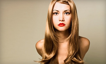 $129 for a Brazilian Blowout at Guru Hair Studio ($300 Value)