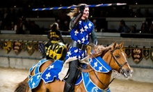 Four-Course Feast and Knights' Tournament for One, Two, or Four at Medieval Times Dinner & Tournament (42% Off)