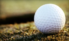 $179 for Eight 18-Hole Rounds of Golf and 10 One-Hour Clinics at Linfield National Golf Club ($1,150 Value)
