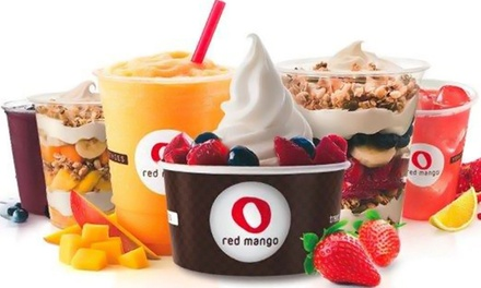 $18 for $30 Worth of Frozen Yogurt for Two or More at Red Mango
